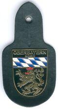 German Police/Oberbayern nord Old badge, RARE, I/II