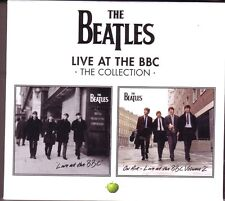 "The BEATLES ""LIVE AT THE BBC 1 + 2 THE COLLECTION"" VOL. 1 + vol.2 in Box RARE"