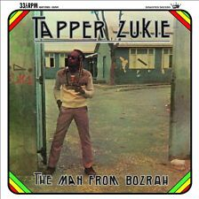 Tapper Zukie - Man From Bosrah NEW CD £9.99