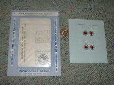 Microscale  decals N 60-4109 Northern Pacific 40' plug sgl door box cars    F86