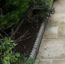 ROPE TOP PATH EDGING 50 no Slate Grey  Including Delivery ( few exceptions ).