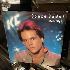 KC – Space Cadet Solo Flight Lp Italian Issue 1981 T.K. Records – TKR 83390 NM