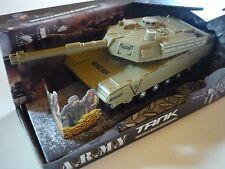 4 Panzer Modelle Zur Auswahl 25 Cm mit Friktion Licht Sound MODELL 3