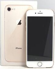 "OPEN BOX - Apple iPhone 8 64GB (FACTORY UNLOCKED) 4.7"" 12MP Gold"