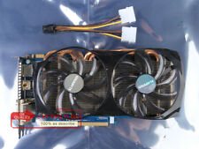 GIGABYTE NVIDIA GeForce GTX 660 2GB Video Card GV-N660OC-2GD  1×HDMI 2×DVI 1×DP