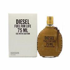 FUEL FOR LIFE BY DIESEL POUR HOMME EAU DE TOILETTE SPRAY 75 ML/2.5 FL.OZ. (T)