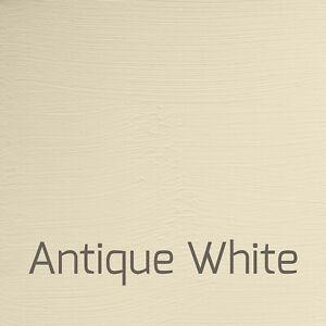 Autentico Furniture & Wall Paint in Chalk, Matt or Eggshell / Antique White
