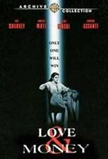 LOVE AND MONEY NEW REGION 1 DVD