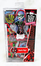 Monster High Ghoulia Yelps Comic Book Club Fashion Pack DeadFast Outfit BNIB