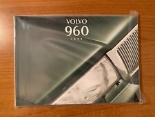 Volvo 960 Owners Manual - 1995