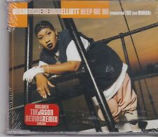Missy Elliott-Beep Me 911 cd maxi single sealed