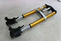 08 09 10 11 12 13 14 15 16 YAMAHA YZF R6 FRONT FORKS SHOCK SET PAIR STRAIGHT