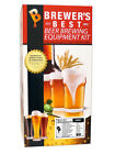 Brewer's Best Deluxe 1002 Beer Home Equipment Kit w/ Glass Carboy Included