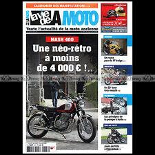 LA VIE DE LA MOTO LVM N°807 ★ AERMACCHI ALETTA & RC 125 ★ MASH 400 FIVE HUNDRED