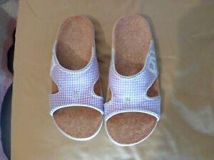 Women's Spenco slides. Size 7