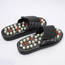 Mens Acupressure Massage Slipper Shoes Sandal 260mm Acupuncture Foot Massager