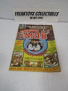 In The Days Of The Mob #1 Comic Magazine 1971 Hampshire Distributors (B)