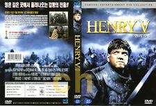 Henry V (1989) - Kenneth Branagh, Derek Jacobi, Kenneth Branagh  DVD NEW