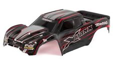 Traxxas 7711R Monster Truck Pre-Painted Body (Red) X-Maxx