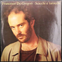 Francesco De Gregori - Scacchi E Tarocchi - RCA - PL 70845 - Vinile V003060