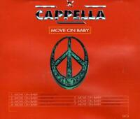 Cappella - Move On Baby (7 trk CD / 1994)