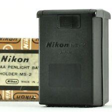 [Unused] Nikon MS-2 AA Penlight Battery Holder for MD-2 Motordrive from Japan