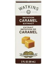Watkins Imitation Caramel Extract 2 oz 1 Pack