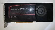 EVGA NVIDIA GEFORCE GTX470 1280 SUPERCLOCK DDR5 PCI-EXPRESS 2.0 GRAPHICS CARD