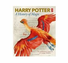 Harry Potter A History Of Magic by British Library & JK Rowling (Hardcover)