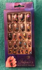 NEW HER UNIVERSE Marvel Avengers Infinity War Faux Nails Infinity Stones Vegan