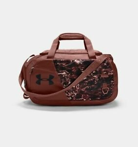 Under Armour UA Undeniable 4.0 Extra Small Duffle Bag All Sport Duffel Gym Bag