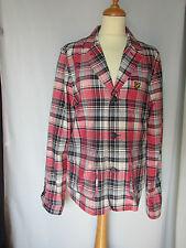 veste lyle et scott vintage  blazer madras taille M