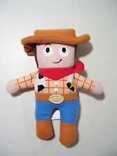 "NWOT DISNEY TOY STORY WOODY'S BIG DANCE WOODY 6"" PLUSH SHERIFF"