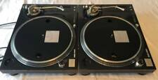 Technics SL-1210 M5G with cases and Jesse Dean Designs internally grounded RCAs