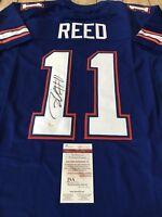 Jordan Reed Autographed/Signed Jersey JSA COA Florida Gators Washington Redskins