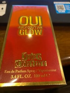 Juicy Couture Oui Glow Perfume 3.4 oz EDP Spray for Women by Juicy Couture