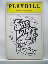 SHE LOVES ME Playbill SALLY MAYES / JUDY KUHN / BOYD GAINES Atkinson NYC 1994