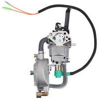Dual Fuel Carburetor LPG Conversion Kit for Honda GX390 188F Generator 4.5-5.5KW