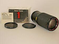 Vivitar Series 1 Macro Focusing Zoom 70-210mm f/2.8-4.0 Camera Lens Contax