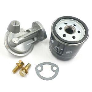 Morris Leyland Mini & Moke Oil Filer Conversion Kit (Cartridge to spin ON)