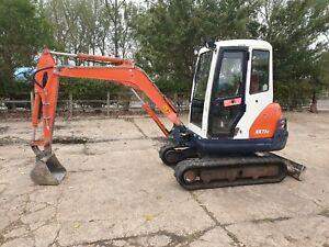 💥 Kubota KX71-3 mini Excavator💥 £13,750 Plus VAT *2.8 tonne* Can Deliver