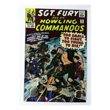 Sgt. Fury #15 in Fine + condition. Marvel comics [*sy]