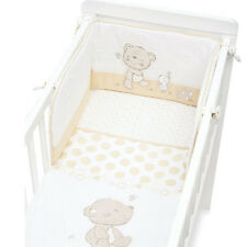 Mothercare Bear & Friends Crib Bale - Unisex Baby Bedding