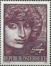 Timbre Arts Autriche 1556 ** lot 13569