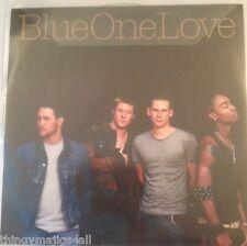 BLUE One Love 2002 UK untitled 15-track promo test CD Promotional Copy