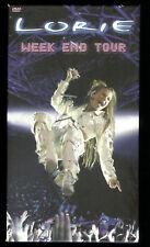2 x DVD-VIDEO LORIE : *EN CONCERT - WEEK END TOUR* 2004