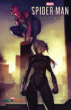 SPIDER-MAN CITY AT WAR #1 (OF 6) GERALD PAREL VARIANT COVER A