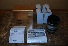 SIGMA 28-200mm F3.8-5.6 UC Mount Zoom Lens Minolta AF w/ 72mm Filter EXCELLENT