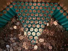 ESTATE SALE VINTAGE COIN LOT US SET COLLECTION WHEAT CENTS LINCOLN PENNIES ROLL!