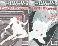Yours Truly, Jack the Ripper #1-2 (2010) IDW Comics - 2 Comics